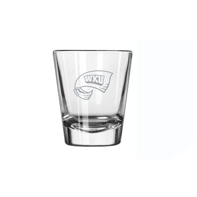 Western Kentucky 2 oz Frost Shot Glass