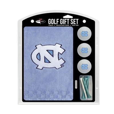 UNC Golf Gift Set