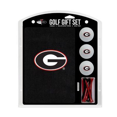 Georgia Golf Gift Set