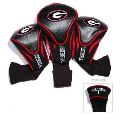 Georgia 3 Pack Contour Headcovers