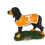Tennessee Painted Smokey Mascot Figurine