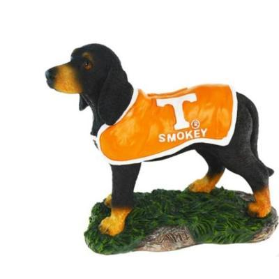 Tennessee Painted Smokey Mascot Figurine