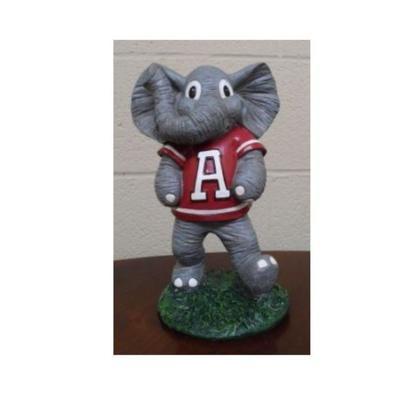 Alabama Painted AL Mascot Figurine