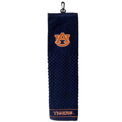 Auburn Embroidered Golf Towel