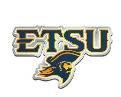 ETSU Acrylic Auto Emblem