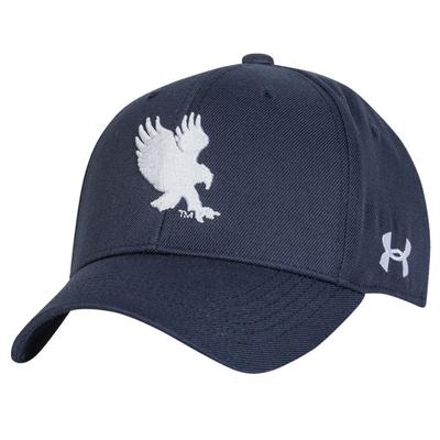 Auburn Under Armour Adjustable War Eagle Hat