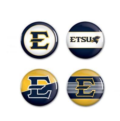ETSU 4 Button Pack