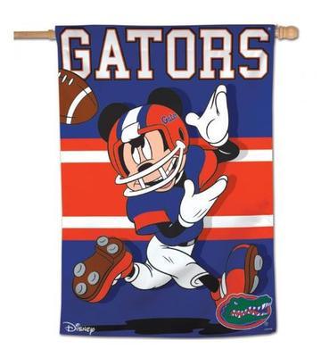 Florida Gator Mickey House Flag