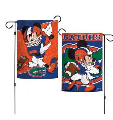 Florida Gator Mickey Garden Flag 12