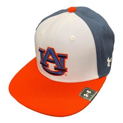 Auburn Under Armour OTF Flatbrim Baseball Hat