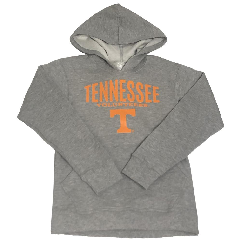 Tennessee Kids Wes And Willy Fleece Hoodie