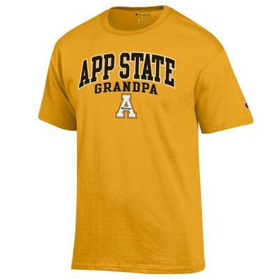 Appalachian State Champion Arch Grandpa Tee