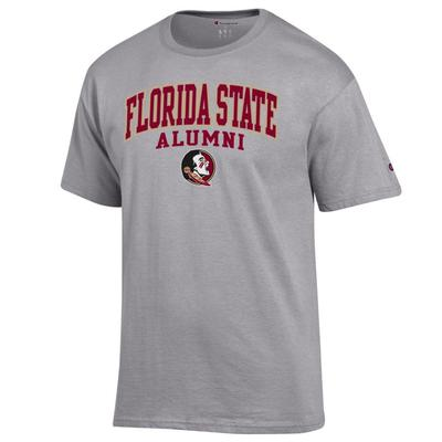 Florida State Champion Arch Alumni Tee OXFORD