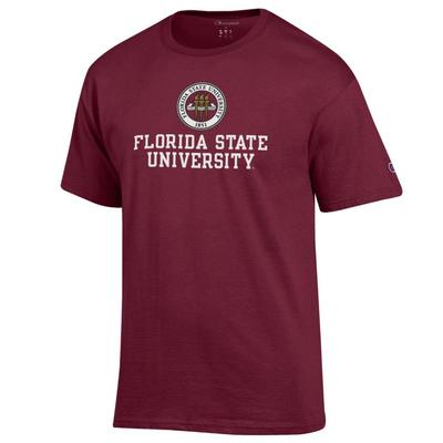 Florida State Champion Color Seal Tee