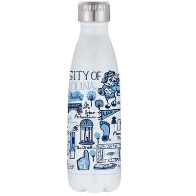UNC Tar Heels Julia Gash 17 oz Bottle