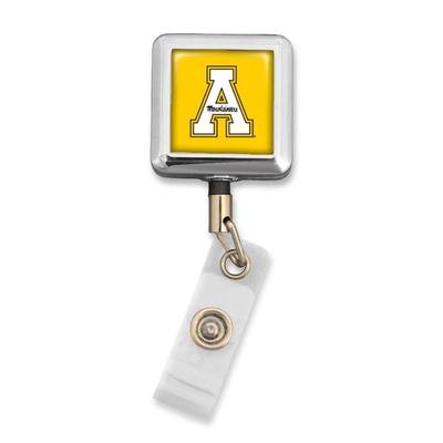 Appalachian State Square Badge Reel