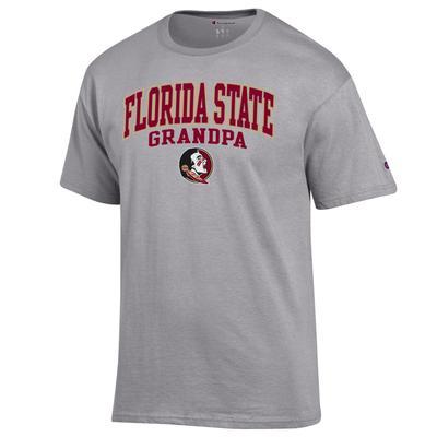Florida State Champion Arch Grandpa Tee OXFORD