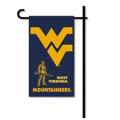 West Virginia 4' X 7' Mini Garden Flag