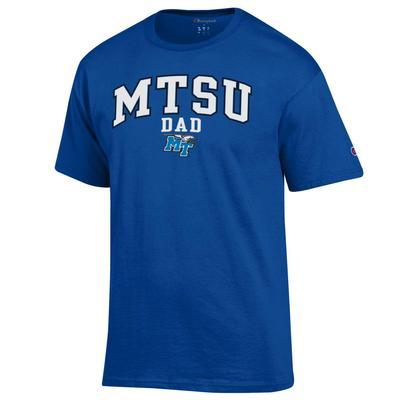 MTSU Champion Arch Dad Tee