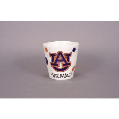 Auburn Magnolia Lane Wobbly Mug