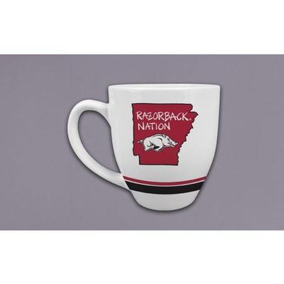 Arkansas Magnolia Lane State Mug