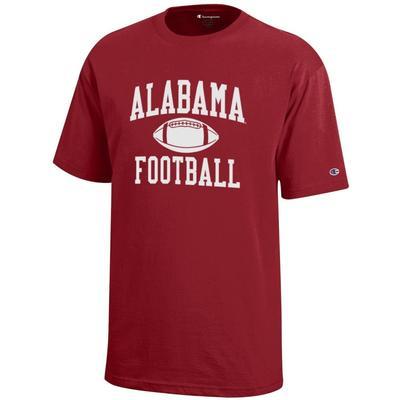 Alabama Champion Youth Alabama Football Tee