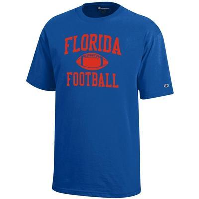 Florida Champion Youth Florida Football Tee