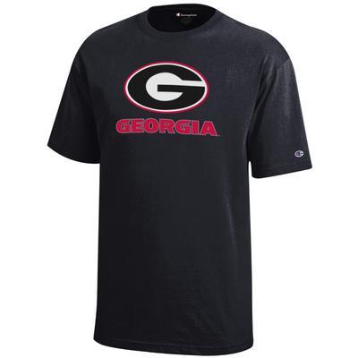 Georgia Champion Youth G Logo Tee