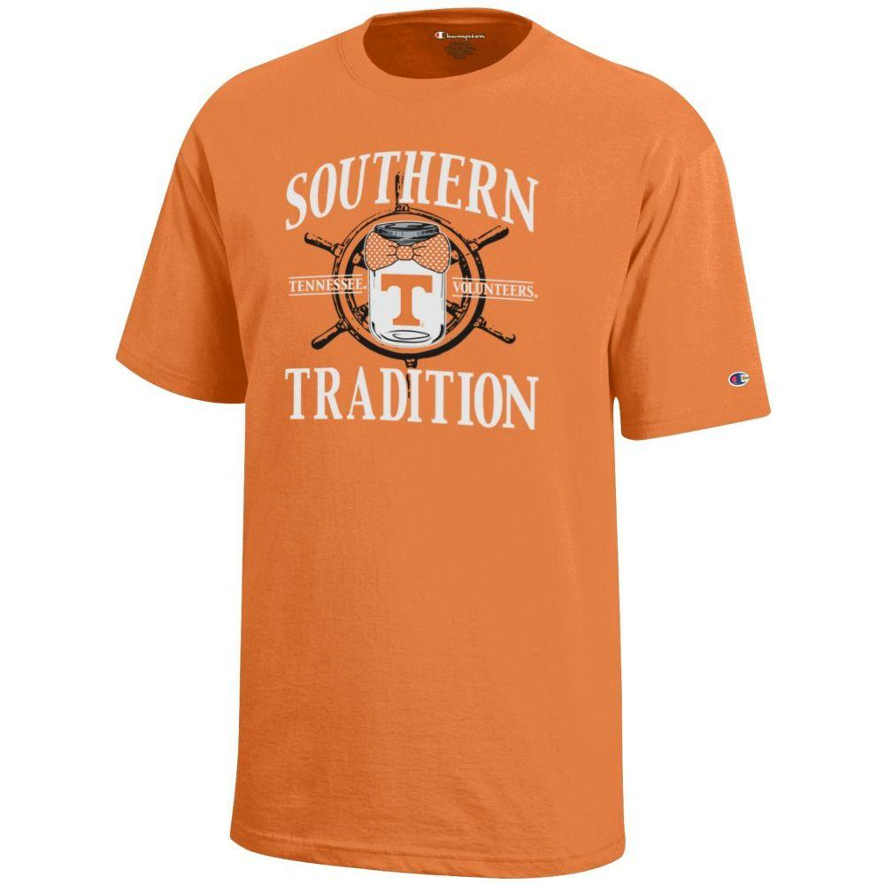 Tennessee Champion Youth Southern Traditions Bow Tee