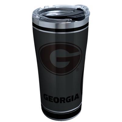 Georgia Tervis 20 oz Blackout Tumbler