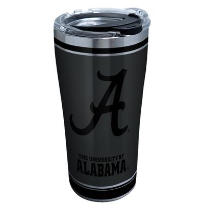 Alabama Tervis 20 oz Blackout Tumbler