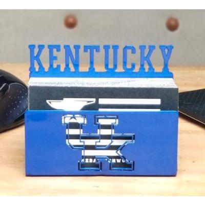 Kentucky Business Card Holder