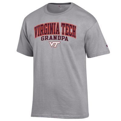 Virginia Tech Champion Grandpa Tee