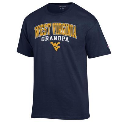 West Virginia Champion Grandpa Tee