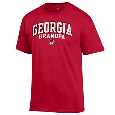 Georgia Champion Grandpa Tee