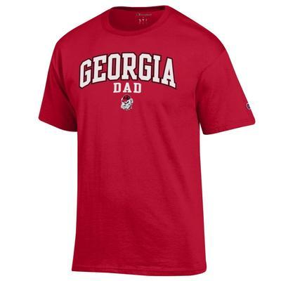 Georgia Champion Dad Tee
