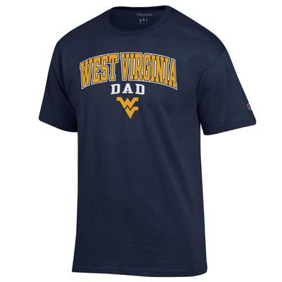 West Virginia Champion Dad Tee