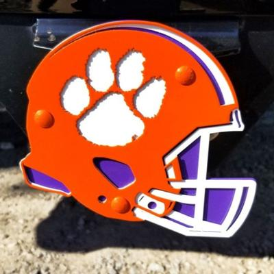 Clemson Circle Hitch Cover