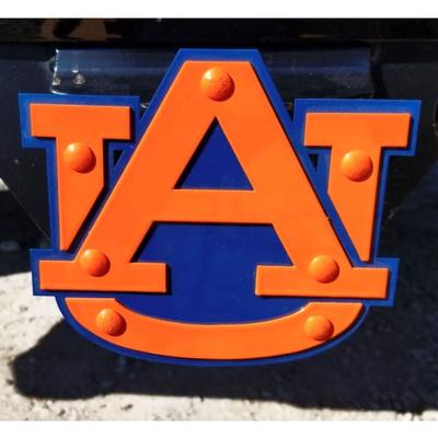Auburn AU Logo Hitch Cover