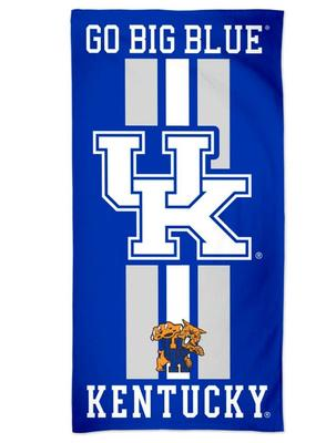 Kentucky Wildcats Beach Towel 30