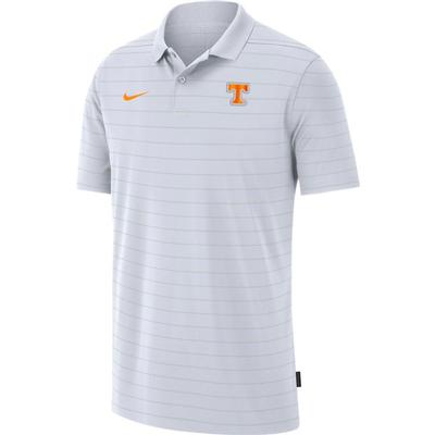 Tennessee Men's Nike Victory Coach Polo