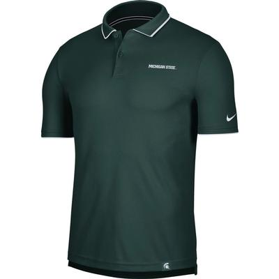Michigan State Men's Nike Dry UV Collegiate Polo