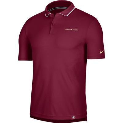 Florida State Men's Nike Dry UV Collegiate Polo
