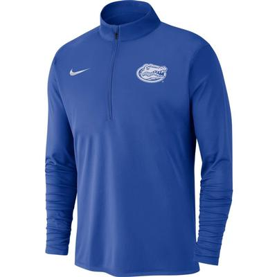 Florida Nike Men's Dry Pacer Quarter Zip Pullover
