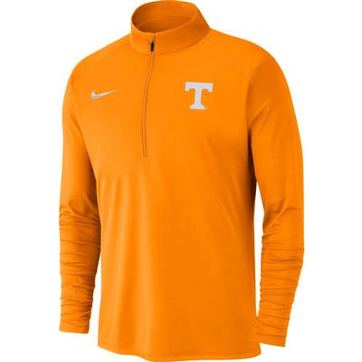 Tennessee Nike Men's Dry Pacer Quarter Zip Pullover