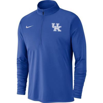 Kentucky Nike Men's Dry Pacer Quarter Zip Pullover