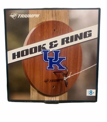 Kentucky Hook and Ring Toss Game