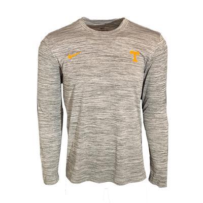 Tennessee Nike Men's Legend Velocity Long Sleeve Tee
