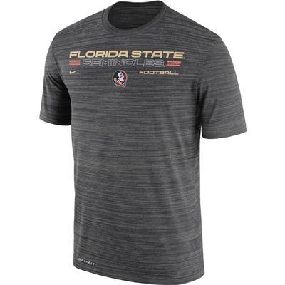 Florida State Nike Men's Legend Velocity Short Sleeve Tee