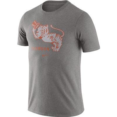 Clemson Nike Men's Vault Old School Logo Short Sleeve Tee